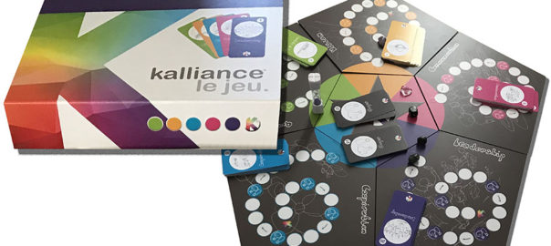 Kalliance, jeu de la performance